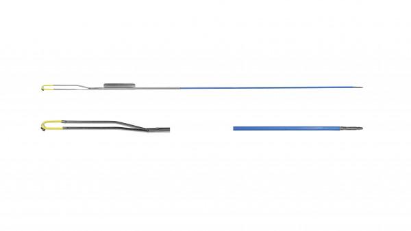 Cone electrode