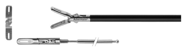 Fenestrated dissector, Ø 5 mm