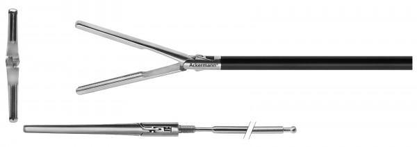 Glassmann, atraumatic clamp, Ø 5 mm