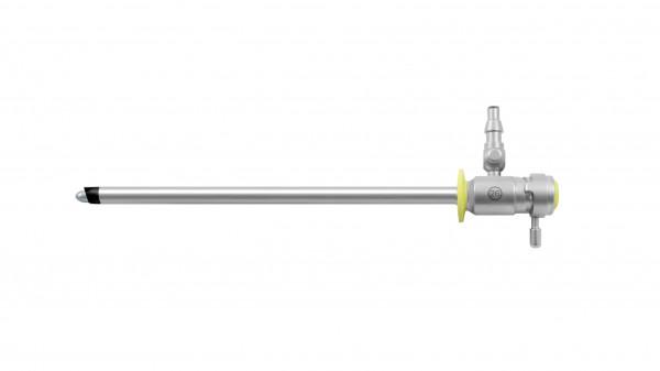 Resektoskopie Schaft mit Obturator, 1 starrer Hahn