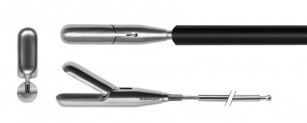 Große Löffelzange, Ø 10 mm