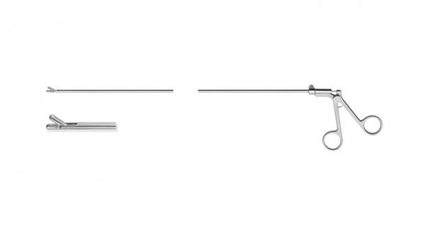 Biopsielöffel, spülbar, starr, Ø 3mm