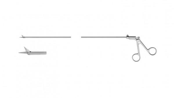 Schere, spülbar, starr, Ø 3mm