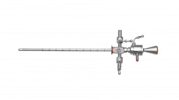 Zysto-Urethroskop-Schaft mit Obturator