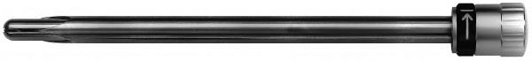 Safety obturator, lockable, active shielding