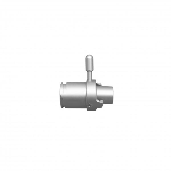 Adapter zur Verwendung optischer Zangen mit Resektoskop Schaft, Resektoskop Innenschaft,