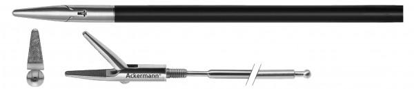 Nadelhalter, gerade, Ø 5 mm