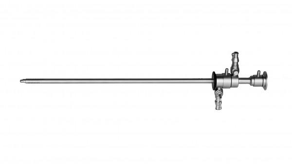 Continuous flow diagnostic sheath incl. obturator, Ø 4mm