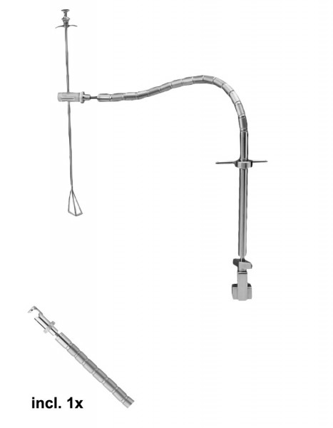 Bookler Laparoscope / instrument holder