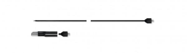 Adaptierbare monopolare Elektrode, Messer