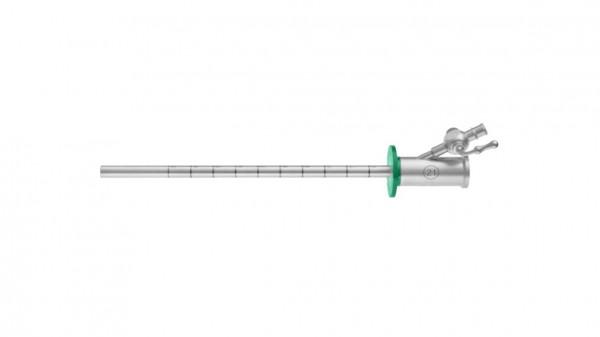 Mini-Nephroskopie OP-Schaft, Dauerspülung