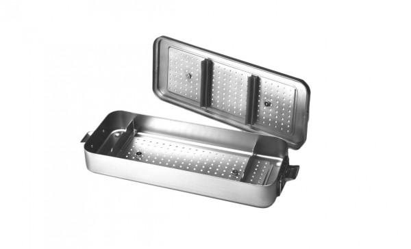 Aluminium container for endoscopes