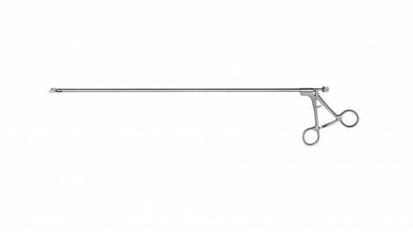 Cholangiogram Zange mit Sperre, 330mm, Ø 5,0mm