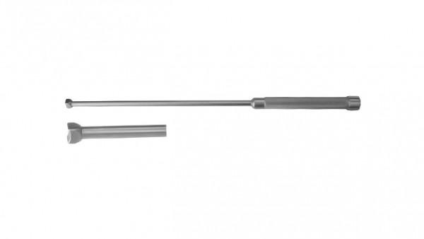 t|spinecurve Titan Implantathalter