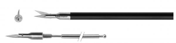 Micro Schere, gerade, Ø 5 mm