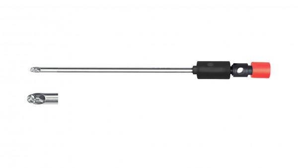 Shaver Einsatz, Round Burr Ø 5.5 mm