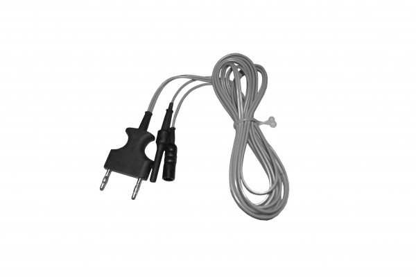Bipolar cable for universal resectoscope