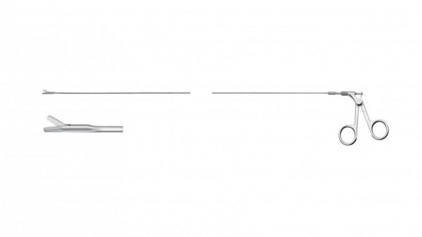 Scissors, single-action