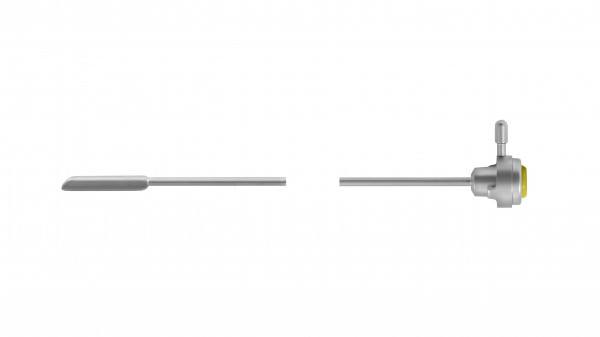 Obturator für Zysto-Urethroskop-Schaft