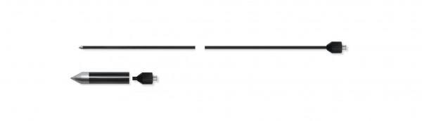 Adaptierbare monopolare Elektrode, Konus