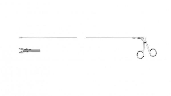 Biopsielöffel, halb-starr, 5Ch., 400mm